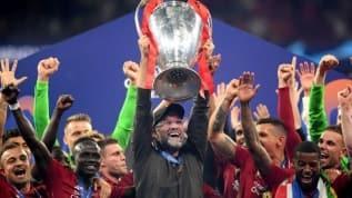 Premier Lig'in en iyisi Jürgen Klopp