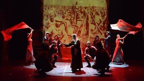 Devlet Tiyatroları 1 Eylül'de sanatseverlerle buluşuyor