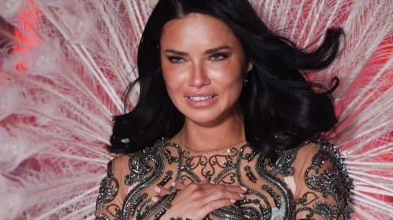 Adriana Lima'nın makyajsız hali görenleri şaşkına çevirdi