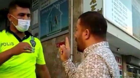 Şehir eşkıyasından polisimize tehdit: En son birinizi öldüreceğim