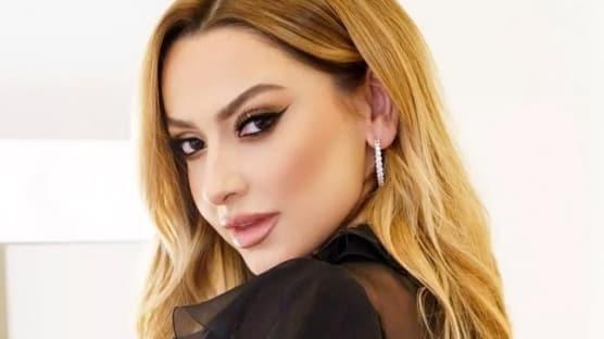 Hadise'nin 'Küçük Bir Yol' şarkısı klibi için giydiği elbisenin fiyatı 146 bin TL