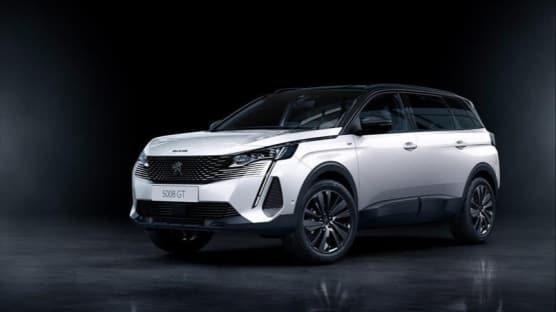 Yeni Peugeot SUV 5008, 2020 sonunda Avrupa'da satışta olacak