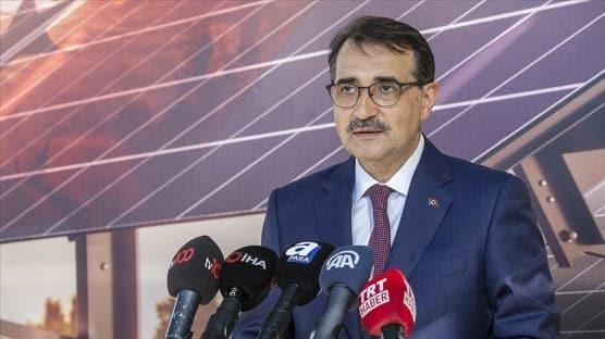 Bakan Dönmez, Karadeniz'deki doğal gaz keşfine ilişkin son durumu açıkladı