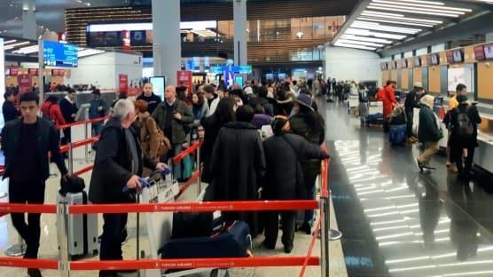Yaz aylarında İstanbul havalimanlarından 7,5 milyon yolcu uçtu