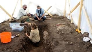 Malazgirt Meydan Muharebesi alanının tespiti için kazı çalışması başlatıldı