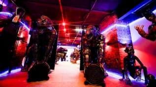 Rusya'da 100 ton hurdadan üretilen eserlerin sergilendiği müze açıldı