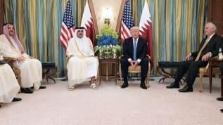 ABD, Katar'ı özel bir statüye almak istiyor