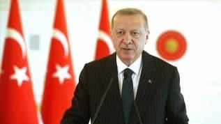 Başkan Erdoğan'dan 'Gaziler Günü' mesajı