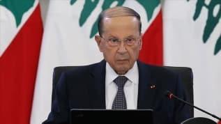 Cumhurbaşkanı Mişel Avn, Lübnan'ın 'yol ayrımında' olduğunu söyledi