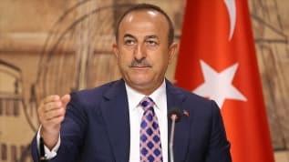 Bakan Çavuşoğlu: Yunan gazetesi alçakça bir manşet attı