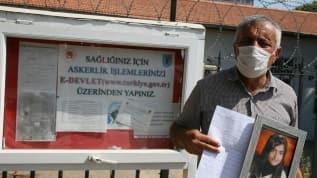 Evladı PKK tarafından kaçırılan baba, asker olmak istiyor