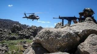 İçişleri Bakanlığı: 1 terörist silahıyla birlikte etkisiz hale getirildi