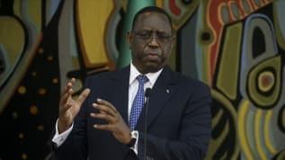 Senegal Cumhurbaşkanı Macky Sall: Cumhurbaşkanı hava olaylarını durduramaz