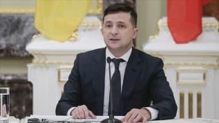 Ukrayna Devlet Başkanı Zelenskiy'den Türk firmaya teşekkür