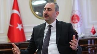 Adalet Bakanı Gül: Yunan makamları hukukun gereğini acilen yapmalı