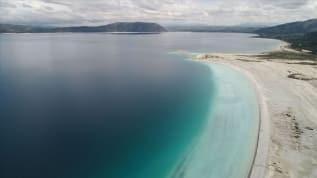 Bakan Kurum'dan Salda Gölü açıklaması: Herhangi bir yapılaşmaya izin verilmeyecek