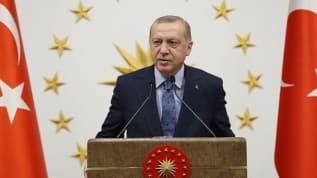 Başkan Erdoğan'dan Musevi vatandaşlara tebrik mesajı