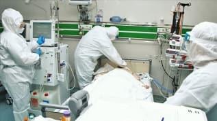 Güney Afrika Cumhuriyeti'nde koronavirüs salgınında vaka sayısı 657 bini aştı