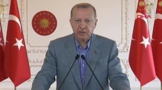 Başkan Erdoğan: Üçüncü çeyrekte pusuda bekleyen kredi derecelendirme kuruluşlarını üzecek bir büyüme kaydedeceğiz
