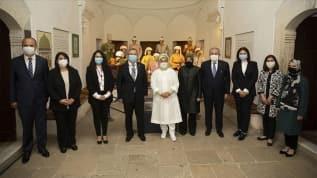 TBMM Başkanı Şentop ve Emine Erdoğan Edirne'de ziyaretlerde bulundu