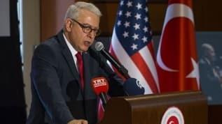 Türkiye Washington Büyükelçisi Kılıç'tan Ignatius'a Kaşıkçı üzerinden ders gibi sözler