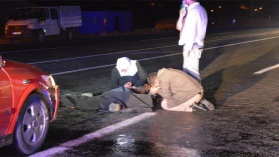 Ağrı'da feci kaza! Abdurrahman Avcı hayatını kaybetti