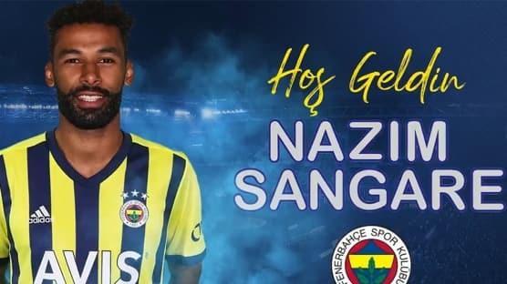 Nazım Sangare resmen Fenerbahçe'de!