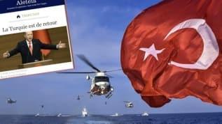 Fransız medyasından Doğu Akdeniz manşeti: Türkler geri döndü