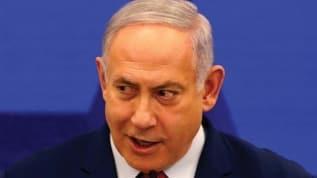 Katil Netanyahu, İsrail'de istenmiyor... Binlerce kişi protesto etti