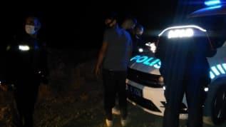 Kayseri'de dağlık alanda kaybolan 4 kişi kurtarıldı