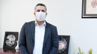 Koronavirüsü yenen doktor: Hastalık ansızın yakalıyor ve hemen de bırakmıyor