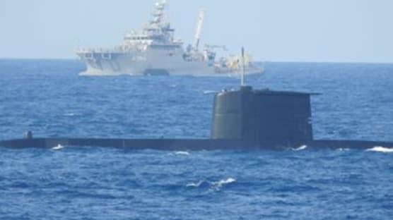 MSB duyurdu: Türk denizaltıları Ege'de eğitim gerçekleştirdi