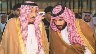 Ortalığı karıştıran iddia! Prens Selman ihanet anlaşmasını babasından gizlemiş!