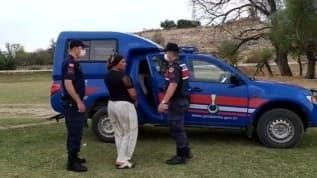 Zehir taciri 'Zeliş' piknik yaparken yakalandı