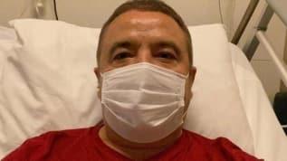 Başkan Böcek'in klinik seyrinde düzelme