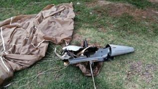 Azerbaycan ordusu Ermenistan'a ait bir İHA'yı düşürdü