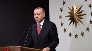 Başkan Erdoğan: BM'nin Konsey yapısı, adil olmadığı gibi sürdürülebilir de değildir