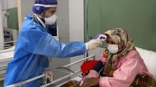 İran'da koronavirüs bilançosu! Son 24 saatte 3 bin 341 vaka