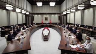 Kabine bugün Başkan Erdoğan başkanlığında toplanıyor