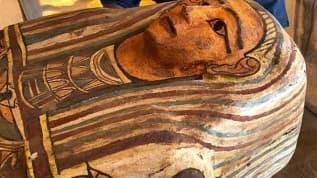 Mısır'da 27 lahit keşfedildi: 2500 yıl öncesine ait