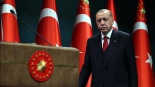 Erdoğan: Türkiye'ye husumetlerinden dolayı dünyanın dengelerini alt üst etmeye kalkanlar kendi sonlarını hazırlıyor