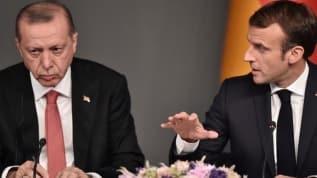 Başkan Erdoğan-Macron görüşmesinde, bölgesel gelişmeler ele alındı