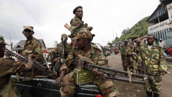 Kongo'da isyancılar 11 kişiyi öldürdü