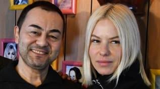Serdar Ortaç, geçen ay barıştığı Seçil Gür ile el ele aşk pozu verdi