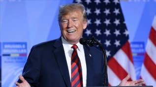 Trump'dan kendisini Nobel'e aday gösteren İsveçli siyasetçiye teşekkür!