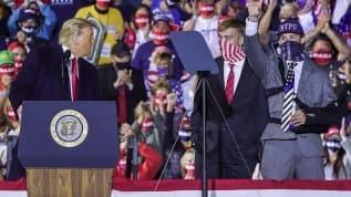 Trump'tan şaşırtan çıkış: Bolton'ı dinleseydim, şu anda 5. dünya savaşında olurduk