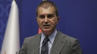 AK Parti Sözcüsü Çelik: Bu ülkenin tüm insanlarına  ihanettir