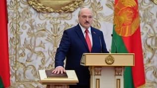 Almanya: Lukaşenko'nun cumhurbaşkanlığını tanımıyoruz