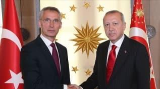 Başkan Erdoğan, Leyen ile video konferansla, Stoltenberg ile telefonla görüşecek