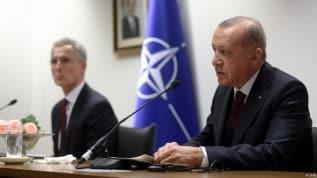 Başkan Erdoğan, NATO Genel Sekreteri ile görüştü